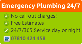 Emergency Plumbing in Waterlooville